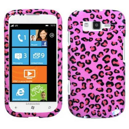 Samsung I667 Focus 2 MyBat Protector Case, Pink Leopard -