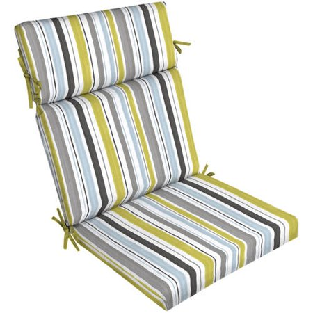 Selections By Arden Outdoor Patio Dining Chair Cushion Walmart Com