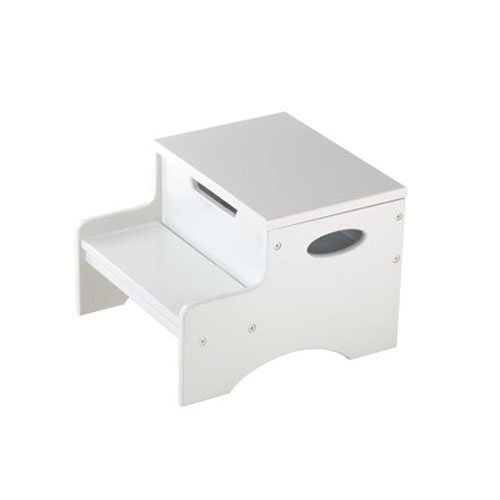 Simplify Striped Folding Step Stool With Handle   Walmart.com