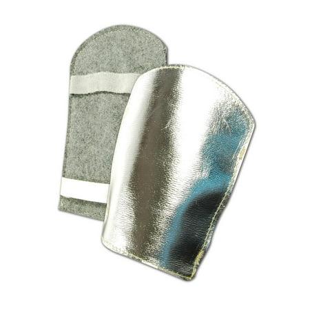 Magid Aluminized Leather High-Heat Hand Pads, Each