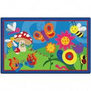 Cutie Bugs Carpet - 3' x 5'