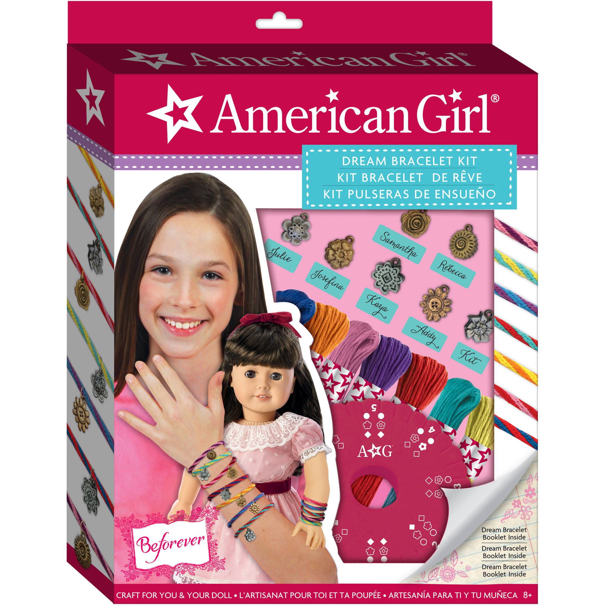 American Girl BeForever Dream Bracelet Kit by Generic