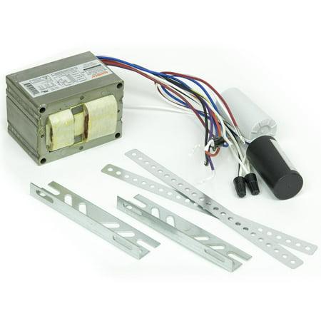 SUNLITE 40420-SU SB250 150w High Pressure Sodium Quad Tap Ballast Kit multi-volt