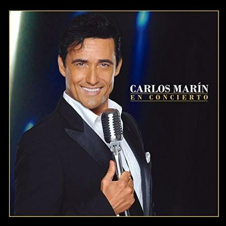 Carlos Marin   En Concierto  Cd