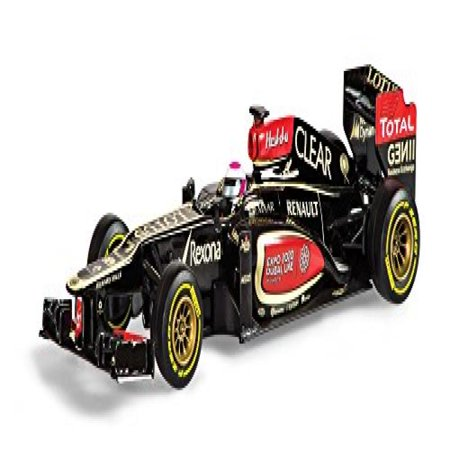 Lotus E21 (Heikki Kovalainen - Brazilian GP 2013) Diecast Model Car by Corgi