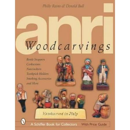 Anri Woodcarving
