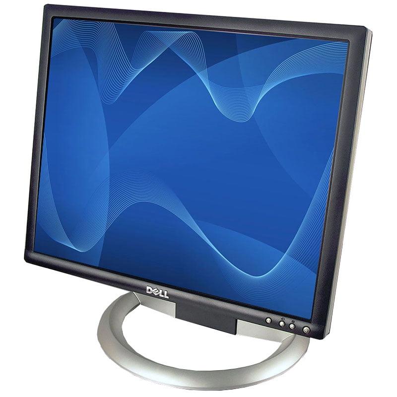 "Refurbished Dell 1901FP 1280 x 1024 Resolution 19"" LCD Flat Panel Computer Monitor Display"