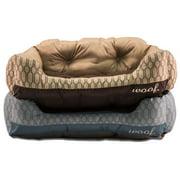 "Dallas Manufacturing Soft Spot Lounger Dog Bed, 36""L x 27""W x 15""H"