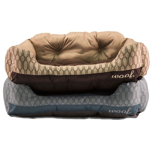"Soft Spot 36"" x 27"" Lounger Pet Bed, Color May Vary"
