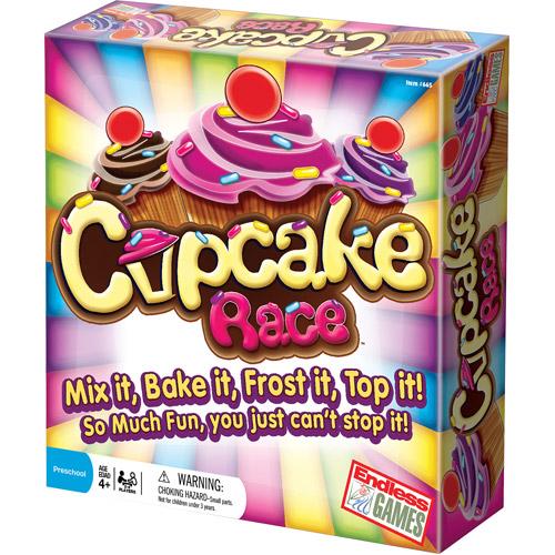Endless Games Cupcake Race Game