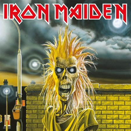 Iron Maiden (Vinyl) (Iron Maiden Legacy Of The Beast Redeem Code)