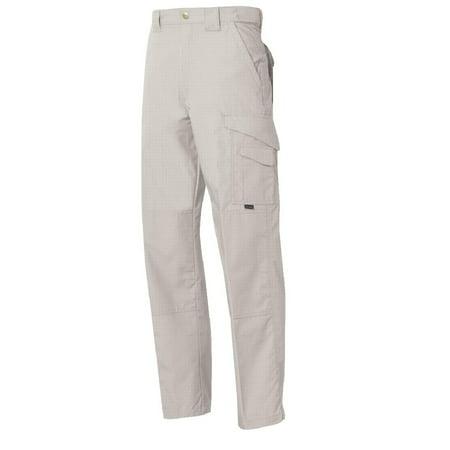 Mens Tru-Spec 24-7 Tactical Pants, Stone, Rip-Stop