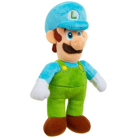 Super Mario World of Nintendo Ice Luigi Plush