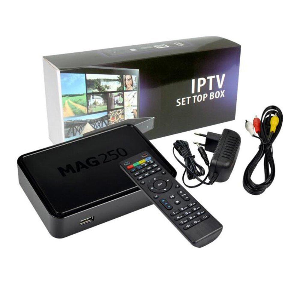 Professional MAG250 Home TV Box Top 256MB Europe Arabic 1...