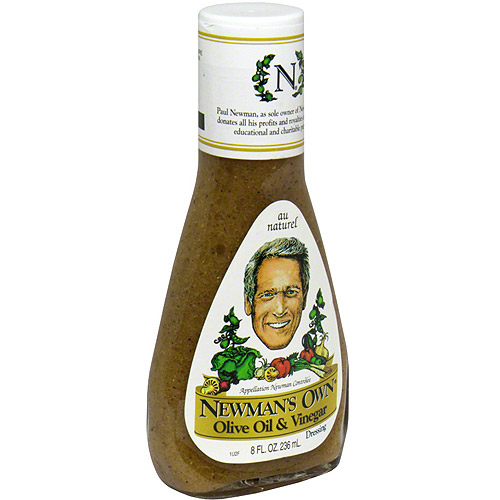 Newman's Own Olive Oil & Vinegar Dressin