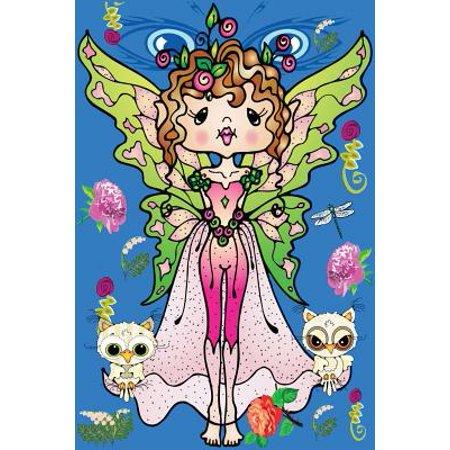 Fairy 6 - Diary - Journal - For Girls - Fairy Girls