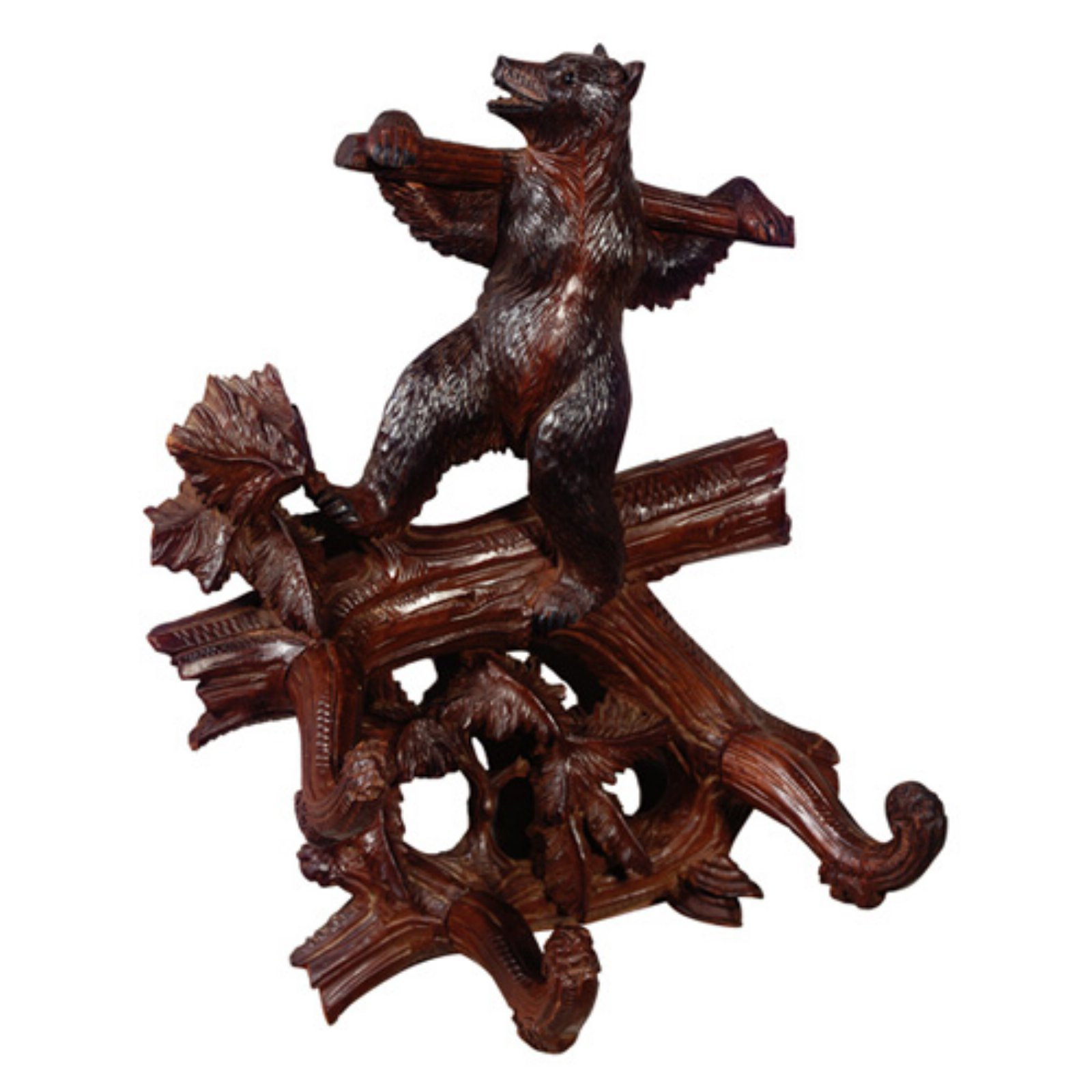 Bear & Twigs Coat Rack