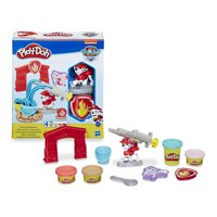 Play-Doh PAW Patrol Rescue Marshall Figure and Toolset, 4 Cans (5 oz)