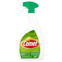 Multi-Surface Cleaner: Comet Bathroom Cleaner