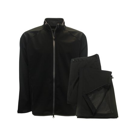 Golf Rain Gear - Forrester Men's 3-Layer Waterproof Golf Rain Suit, Brand New -