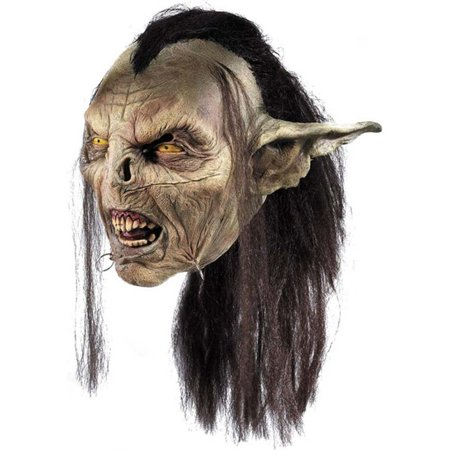 Lord Of The Rings Moria Orc Latex Overhead - Lord Farquaad Mask