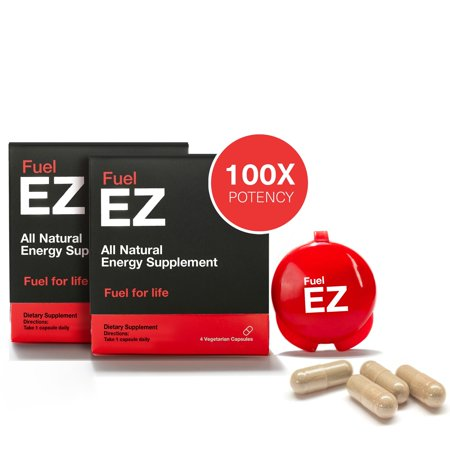 Fuel EZ: Natural Energy Supplement Canada - image 3 of 12