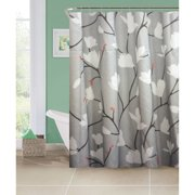 Hotel Tulip Printed Shower Curtain