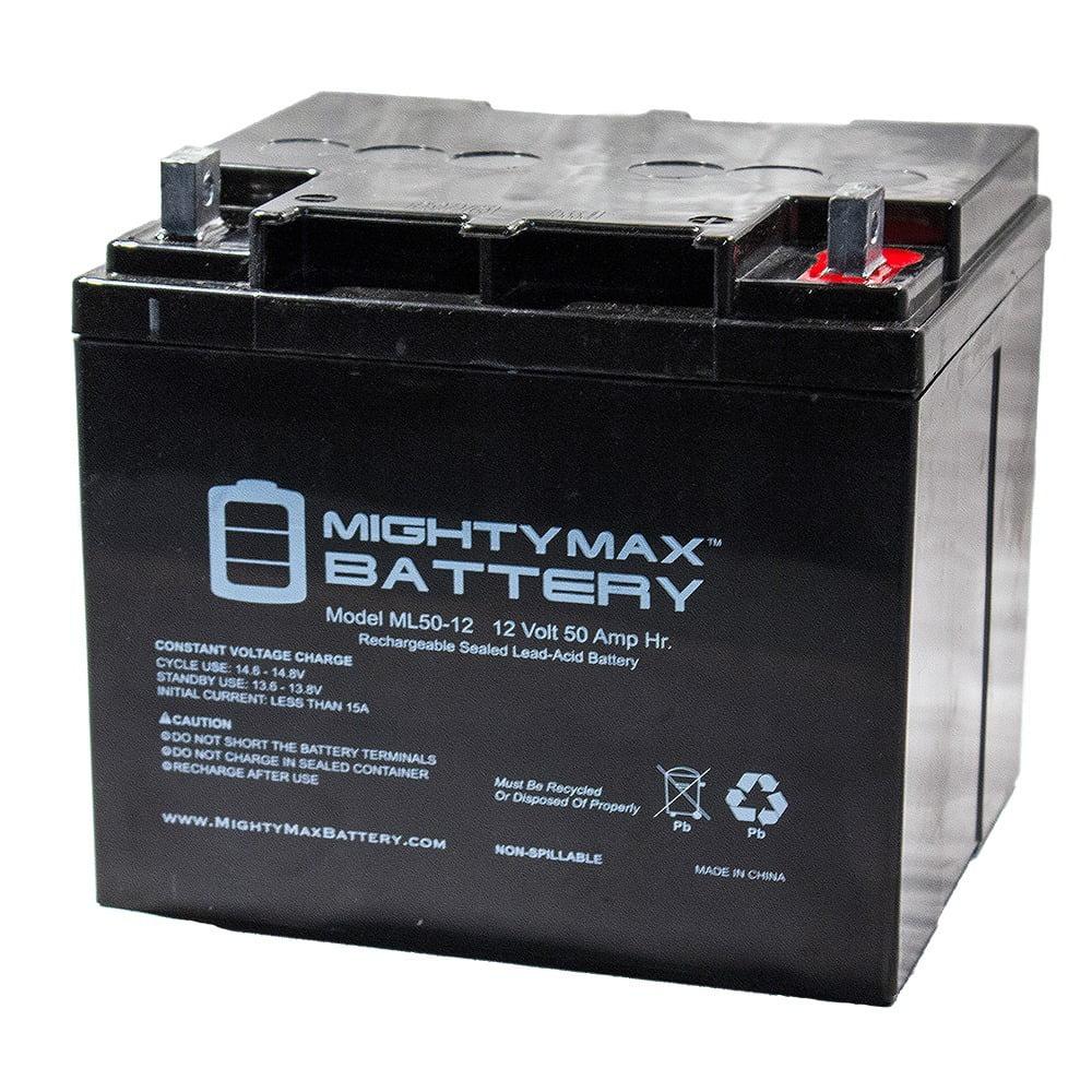 ML50-12 -12V 50AH Battery for Fire Lite Alarm BAT-12550