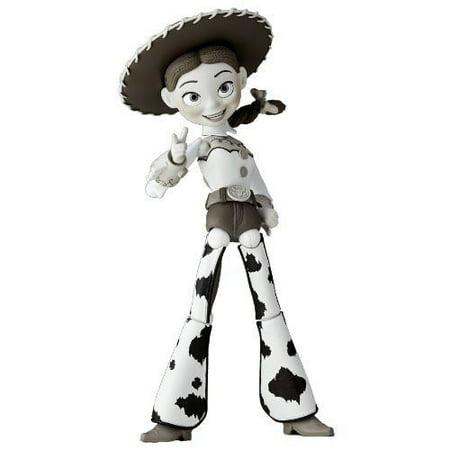 Toy Story SCI-FI Revoltech Series No.048 Jessie Sepia Version Action - Fashion Story Halloween Version