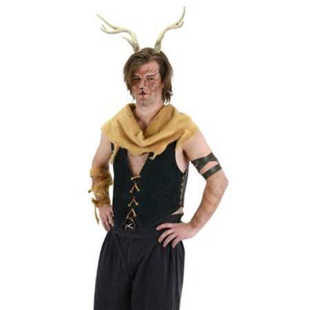 Deer Antlers Standard One-Size](Whitetail Deer Costume)