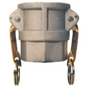 Dixon Valve 238-G100-D-BR 1 inch Brass Global Female Coupler