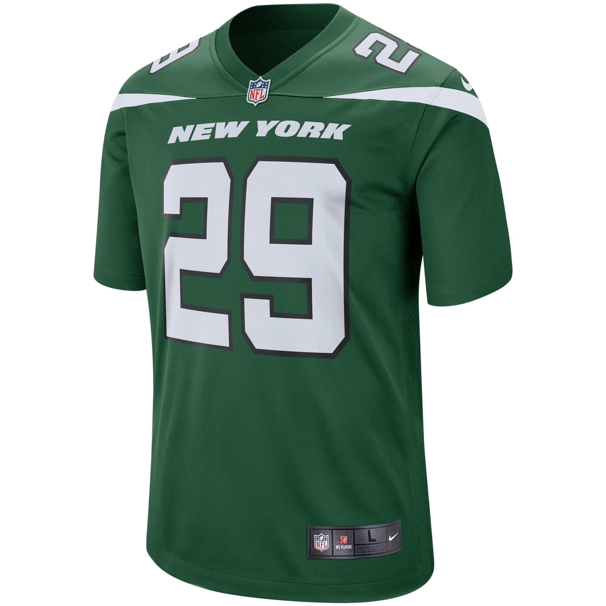 Bilal Powell New York Jets Nike Player Game Jersey - Green