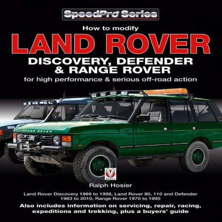 How to Modify Land Rover Discovery, Defender & Range Rover