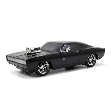 FAST & FURIOUS 1970 DODGE CHARGER REMOTE CONTROL 1:24 SCALE BY JADA TOYS (1970 Männer)