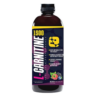Nitro Fusion Berry - AMINORIP FOOD AMINORIP L-CARNITINE 1500 16oz BERRY FUSION