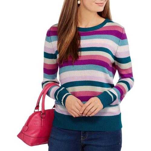 Faded Glory Women's Pullover Collections Sweater
