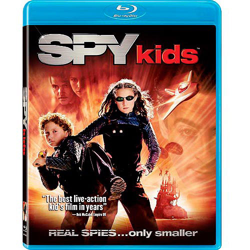 Spy Kids (Blu-ray) (Widescreen)