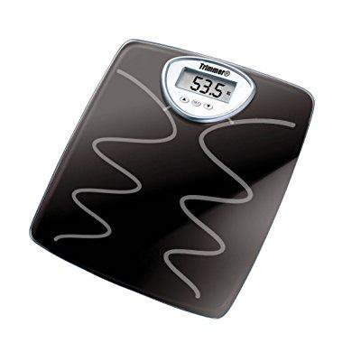 trimmer health tracker plus, black