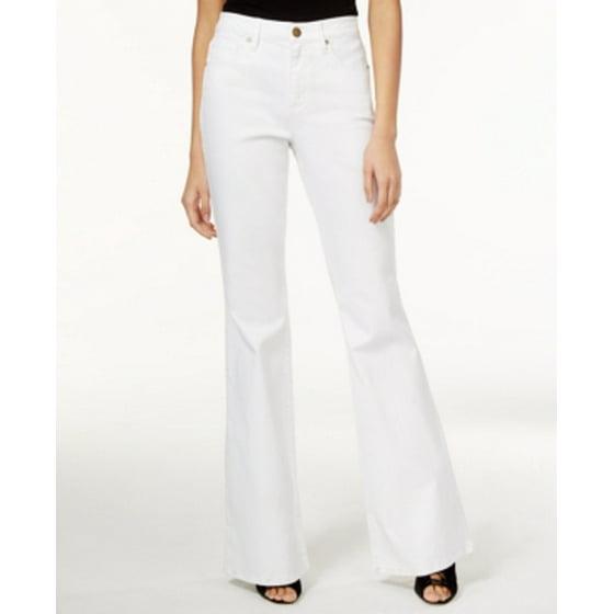 6eb9b65a666 Rachel Roy - RACHEL Rachel Roy Women s Flared High Rise Jeans Size ...