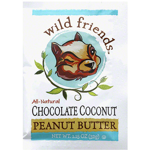 hocolate Coconut Peanut Butter, 1.15 oz, (Pack of 10)