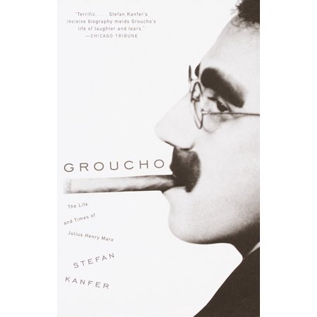 Groucho : The Life and Times of Julius Henry Marx - Groucho Marx Glasses