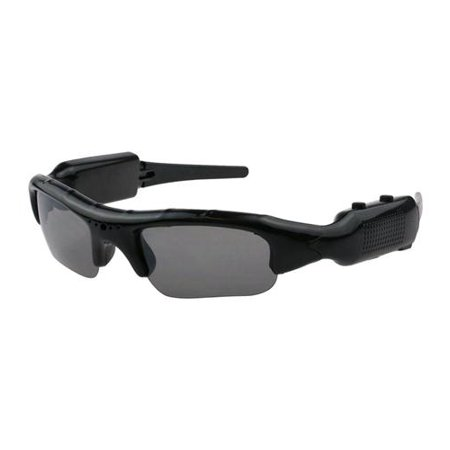Xtreme Digital Lifestyle Accessories XCG6-1001-BLK Actionview Sunglass Camera