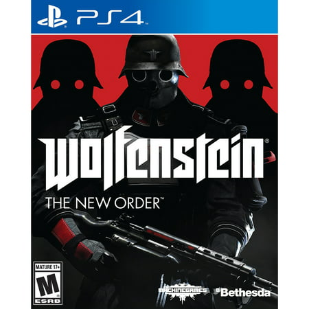 Wolfenstein: The New Order (PS4) - Pre-Owned