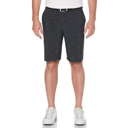Men's Performance Textured Active Flex Waistband Golf Short ()