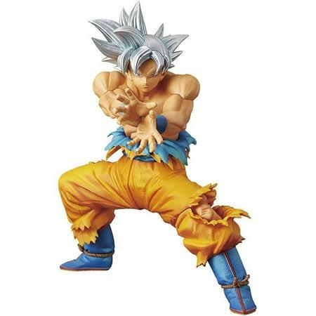 Dragon Ball DXF Super Warriors Ultra Instinct Son Goku PVC Figure (Dragon Pvc Figure)