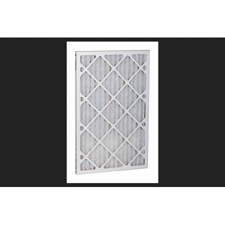 Best Air 24 in. L x 24 in. W x 1 in. D Pleated Air Filter 8