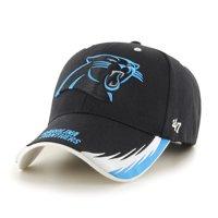 NFL Brand '47 TAKEDOWN MVP ADJUSTABLE CAP PANTHERS