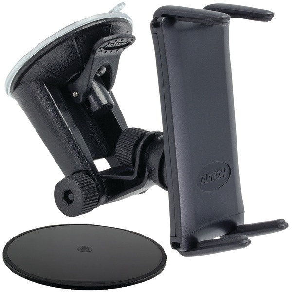 "Arkon SM617 Slim-Grip Ultra Robust Base Windshield/Dashboard Mount for Smartphones and 7"" - 8"" Tablets"
