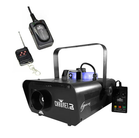 Chauvet DJ Hurricane 1301 H1301 Pro Fog/Smoke Machine w/ ...