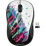 Logitech M325 Wireless Optical Mouse Ambidextrous 180063